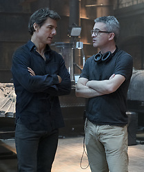 March 20, 2017 - .....Tom Cruise, Alex Kurtzman..'The Mummy' Movie Set 2017. (Credit Image: © Universal/Entertainment Pictures via ZUMA Press)