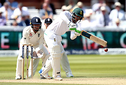 Quentin de Kock of South Africa bats against England - Mandatory by-line: Robbie Stephenson/JMP - 08/07/2017 - CRICKET - Lords - London, United Kingdom - England v South Africa - Investec Test Series