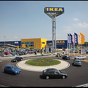 11 giugno 2009 apertura nuovo negozio IKEA a Collegno