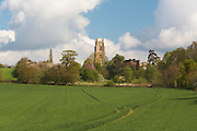 Great Britain England Suffolk Stoke by Nayland Church of St Mary. Constable Country, Stour Valley, Dedham Vale