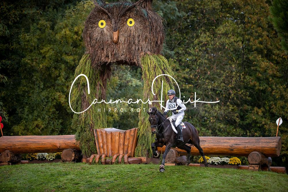 Dibowski Andreas, GER, Quizzle<br /> Mondial du Lion - Le Lion d'Angers 2019<br /> © Hippo Foto - Dirk Caremans<br />  19/10/2019