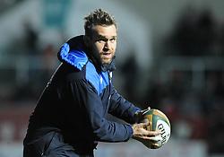 Bristol Rugby replacement Adrian Jarvis - Mandatory byline: Dougie Allward/JMP - 27/11/2015 - RUGBY - Ashton Gate - Bristol, England - Bristol Rugby v London Scottish - Greene King IPA Championship