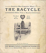 1903 Racycle Catalog