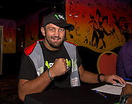 EFC 37 - Weigh-in and Medical Examination