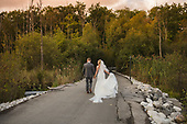 Elisha & Nic's Beautiful Fall Whistle Bear Wedding