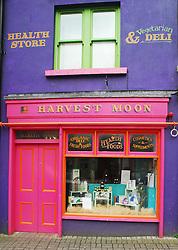Harvest Moon Health Store Bridge Street Westport...Pic Conor McKeown