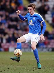 Chris Forrester of Peterborough United - Mandatory by-line: Joe Dent/JMP - 04/03/2017 - FOOTBALL - Coral Windows Stadium - Bradford, England - Bradford City v Peterborough United - Sky Bet League One