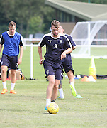 Dundee new boy Rory Loy - Dundee pre-season training at University grounds, Riverside<br /> <br />  - &copy; David Young - www.davidyoungphoto.co.uk - email: davidyoungphoto@gmail.com