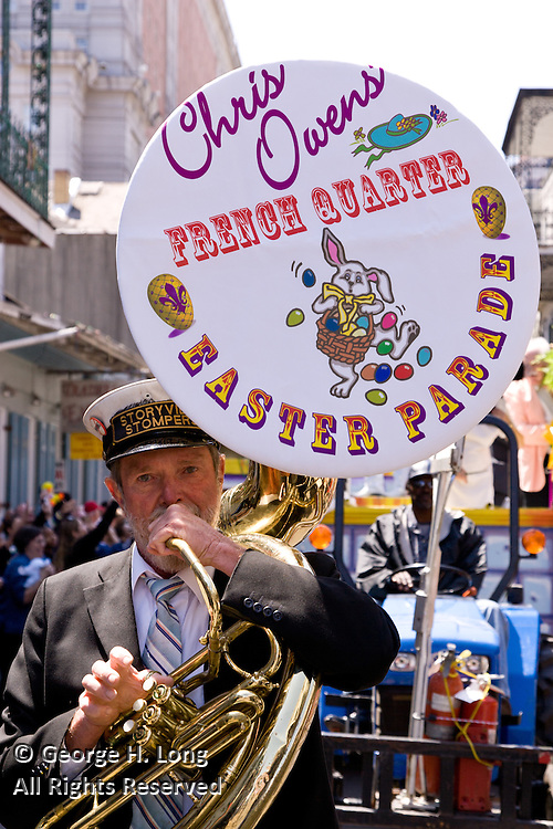 Chris Owens' French Quarter Easter Parade in New Orleans