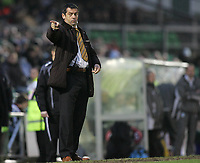 Photo: Lee Earle.<br /> Plymouth Argyle v Hull City. FA Cup Third Round. 05/01/2008. <br /> Hull manger Phil Brown.