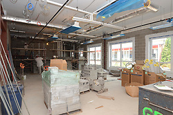 Hanover Elementary School - Kindergarten Addition<br /> James R Anderson Photographer | photog.com 203-281-0717<br /> Andrade Architects, LLC. Enfield Builders, Inc.<br /> Photography Date: 7 August 2012<br /> Camera View: Northeast. Classroom 106<br /> Image Number 22