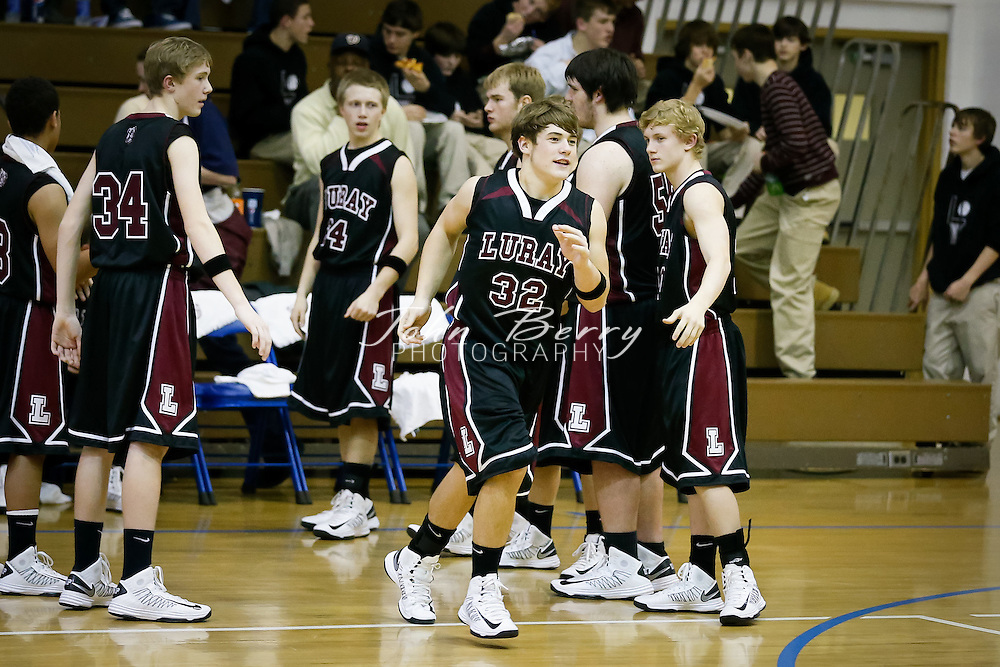 December/7/12:  MCHS Varsity Boys Basketball vs Luray Bulldogs.  Madison holds on to defeat Luray 63-61, avenging an earlier season loss to the Bulldogs.