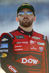 March 2, 2018 - Las Vegas, Nevada, United States of America - March 02, 2018 - Las Vegas, Nevada, USA: Austin Dillon (3) hangs out on pit road before qualifying for the Pennzoil 400 at Las Vegas Motor Speedway in Las Vegas, Nevada. (Credit Image: © Chris Owens Asp Inc/ASP via ZUMA Wire)