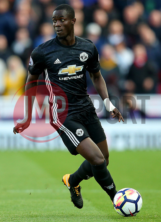 Eric Bailly of Manchester United - Mandatory by-line: Matt McNulty/JMP - 09/09/2017 - FOOTBALL - Bet365 Stadium - Stoke-on-Trent, England - Stoke City v Manchester United - Premier League
