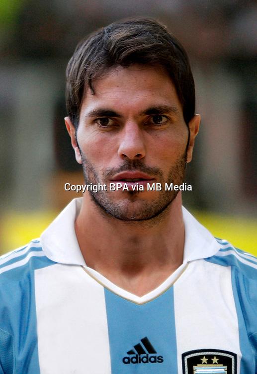 Football Fifa Brazil 2014 World Cup / <br /> Argentina National Team - <br /> Jose Maria BASANTA of Argentina