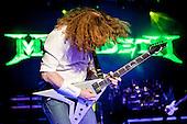 Megadeth 2012.05.11 @ PNC Arts Center