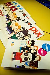 Detalhes do Youpix Poa 2012, que acontece na ESPM, em Porto Alegre. FOTO: Emmanuel Denaui/Preview.com