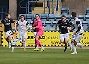Keeper Kyle Letheren started for Dundee for first time since Decemebr - Dundee v Inverness Caledonian Thistle - SPFL Premiership at Dens Park <br /> <br />  - &copy; David Young - www.davidyoungphoto.co.uk - email: davidyoungphoto@gmail.com