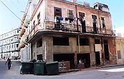 2000 August- Havana, Cuba- Atmosphere in Havana, Cuba