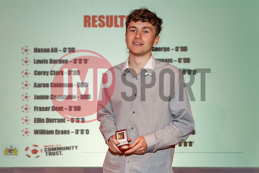 Bristol City Community Trust Education Awards Evening - Mandatory byline: Rogan Thomson/JMP - 23/06/2016 - FOOTBALL - DoubleTree by Hilton Hotel - Bristol, England.