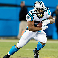 Carolina Panthers running back Jonathan Stewart (28)