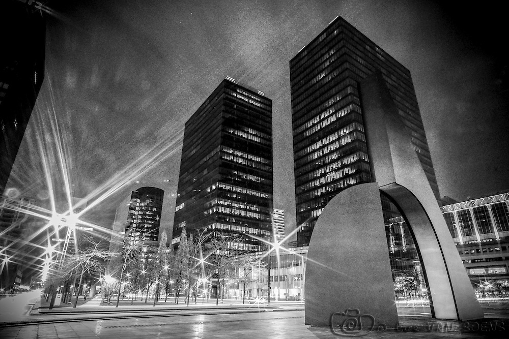 Little Manhattan in Brussels. Tests with my fuji xt1 equiped with a Samyang 12mm f 2.0 and for the long exposure, the Zomei ND1000.