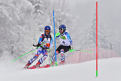 KUBACKA Marek Guide: ZATOVICOVA Maria, B1, SVK, Men's Giant Slalom at the WPAS_2019 Alpine Skiing World Championships, Kranjska Gora, Slovenia
