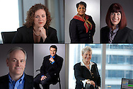 Corporate portrait photography samples
