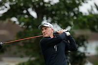 Golf - 2019 Senior Open Championship at Royal Lytham & St Annes - Fiinal Round <br /> <br /> Phillip Price (WAL) hits his drive off the third tee.<br /> <br /> COLORSPORT/ALAN MARTIN