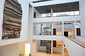 Kunsthalle kurz vor der Eröffnung