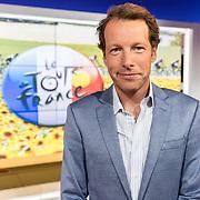 NLD/Hilversum/20170622 - Perspresentatie NOS Tour de France, Herman van der Zandt