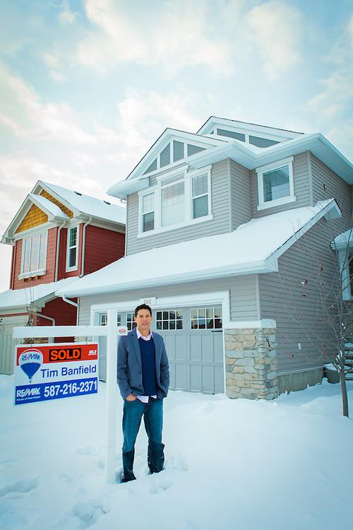 Darren's Home Sale