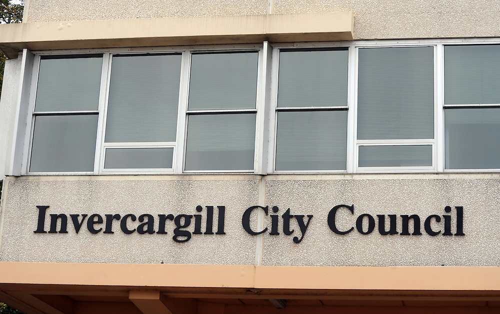 Invercargill City Council, Invercargill, New Zealand, Sunday, May 01, 2016. Credit:SNPA / Ross Setford  **NO ARCHIVING**