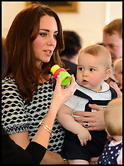 APR 09 2014 The Royal Tour -Day three