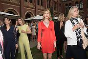 V & A Summer party. South Kensington. London. 22 June 2016