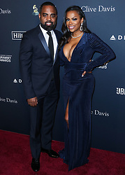 BEVERLY HILLS, LOS ANGELES, CALIFORNIA, USA - JANUARY 25: The Recording Academy And Clive Davis' 2020 Pre-GRAMMY Gala held at The Beverly Hilton Hotel on January 25, 2020 in Beverly Hills, Los Angeles, California, United States. 25 Jan 2020 Pictured: Todd Tucker, Kandi Burruss. Photo credit: Xavier Collin/Image Press Agency/MEGA TheMegaAgency.com +1 888 505 6342