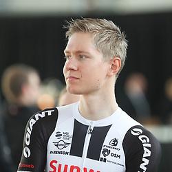 05-01-2017: Wielrennen: Presentatie Sunweb Giant: Rotterdam  <br />MUNSTER (GER) wielrennen  <br />Wilco Kelderman nieuw in de ploeg