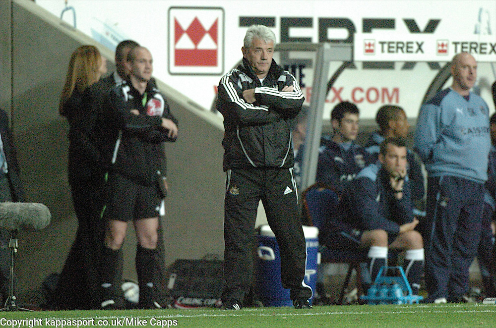 KEVIN KEEGAN MANAGER NEWCASTLE UNITED, Coventry City - Newcastle United, Utd Carling Cup Ricoh Stadium, Coventry, 26th August 2008 26/8/08