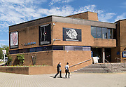 Taliesin arts centre and theatre, University of Swansea, Swansea, West Glamorgan, South Wales, UK