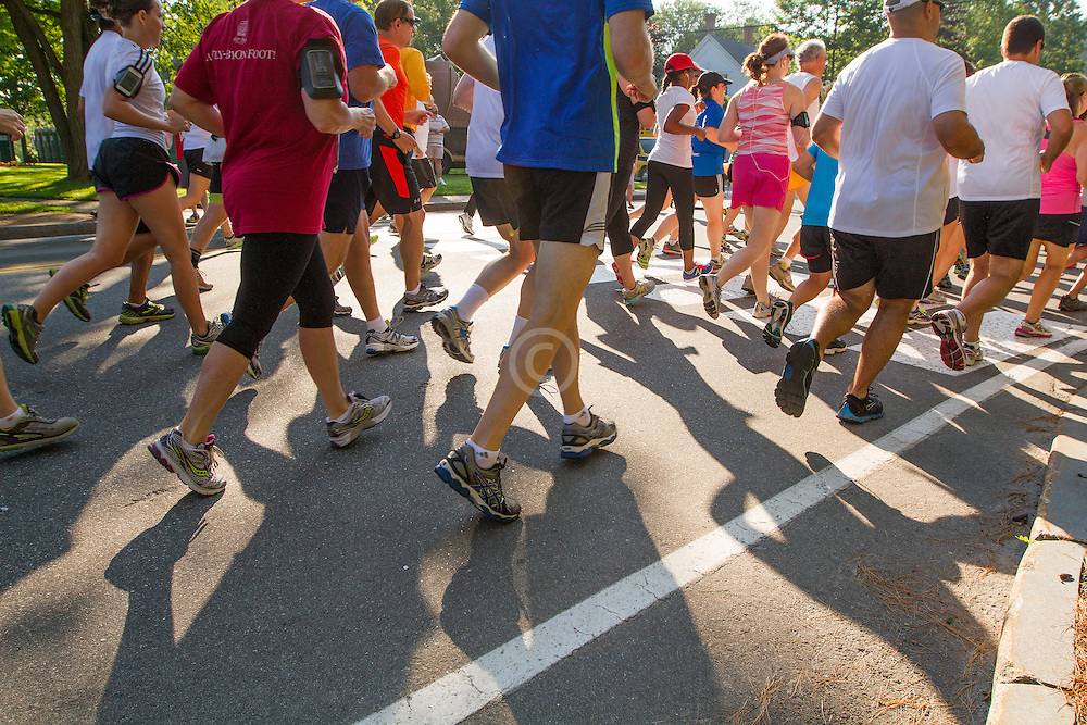 LL Bean 10K road race: