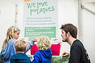Branston Potatoes Ltd, Abernethy, Scotland at the Perth Show 2017.