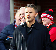 Paul Rowley (Coach) of Toronto Wolfpack during the Betfred Championship match at Leigh Sports Village, Leigh<br /> Picture by Stephen Gaunt/Focus Images Ltd +447904 833202<br /> 04/02/2018