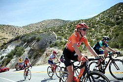 Pauliena Rooijakkers (NED) at Amgen Tour of California Women's Race empowered with SRAM 2019 - Stage 3, a 126 km road race from Santa Clarita to Pasedena, United States on May 18, 2019. Photo by Sean Robinson/velofocus.com