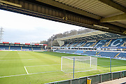 Adams Park during the Sky Bet League 2 match between Wycombe Wanderers and Bristol Rovers at Adams Park, High Wycombe, England on 27 February 2016. Photo by Dennis Goodwin.