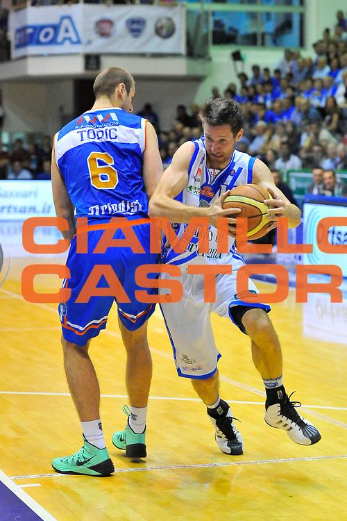 DESCRIZIONE : Campionato 2013/14 Quarti di Finale GARA 2 Dinamo Banco di Sardegna Sassari - Enel Brindisi<br /> GIOCATORE : Drake Diener<br /> CATEGORIA : Penetrazione<br /> SQUADRA : Dinamo Banco di Sardegna Sassari<br /> EVENTO : LegaBasket Serie A Beko Playoff 2013/2014<br /> GARA : Dinamo Banco di Sardegna Sassari - Enel Brindisi<br /> DATA : 21/05/2014<br /> SPORT : Pallacanestro <br /> AUTORE : Agenzia Ciamillo-Castoria / Luigi Canu<br /> Galleria : LegaBasket Serie A Beko Playoff 2013/2014<br /> Fotonotizia : DESCRIZIONE : Campionato 2013/14 Quarti di Finale GARA 2 Dinamo Banco di Sardegna Sassari - Enel Brindisi<br /> Predefinita :