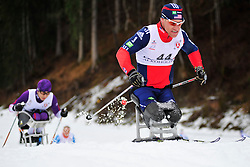 CNOSSEN Daniel, USA at the 2014 IPC Nordic Skiing World Cup Finals - Long Distance