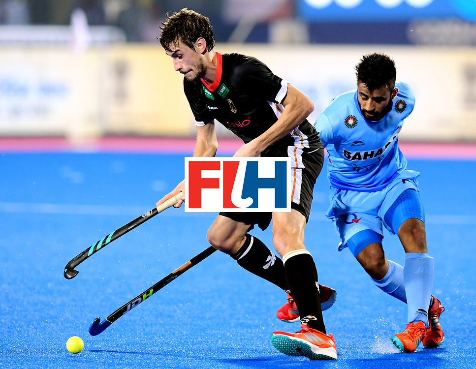 Odisha Men's Hockey World League Final Bhubaneswar 2017<br /> Match id:21<br /> India v Germany<br /> Foto: Niklas Bruns (Ger) <br /> COPYRIGHT WORLDSPORTPICS FRANK UIJLENBROEK