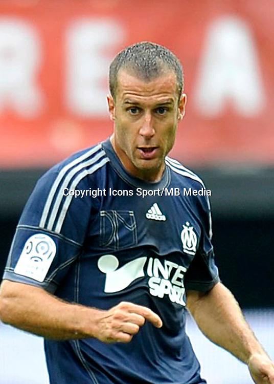 Benoit CHEYROU - 24.08.2013 - Valenciennes / Marseille - 3eme Journee de Ligue 1<br /> Photo: Amandine Noel / Icon Sport