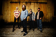 Waylon Speed Recording at the Barn 10/15-23/11