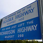 Alaska - Canadian (ALCAN) Highway 2012
